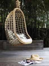 Amazing Relaxable Indoor Swing Chair Design Ideas 28