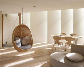 Amazing Relaxable Indoor Swing Chair Design Ideas 29
