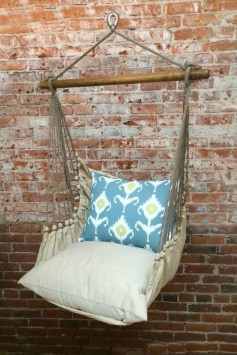Amazing Relaxable Indoor Swing Chair Design Ideas 34