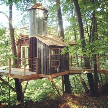 Awesome Treehouse Masters Design Ideas Will Make Dream 12