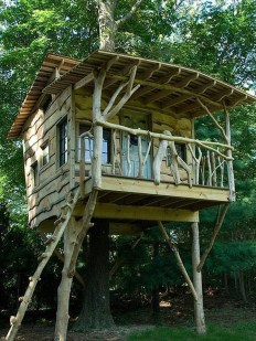 Awesome Treehouse Masters Design Ideas Will Make Dream 18