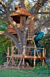 Awesome Treehouse Masters Design Ideas Will Make Dream 32