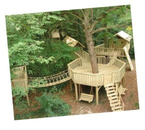 Awesome Treehouse Masters Design Ideas Will Make Dream 40