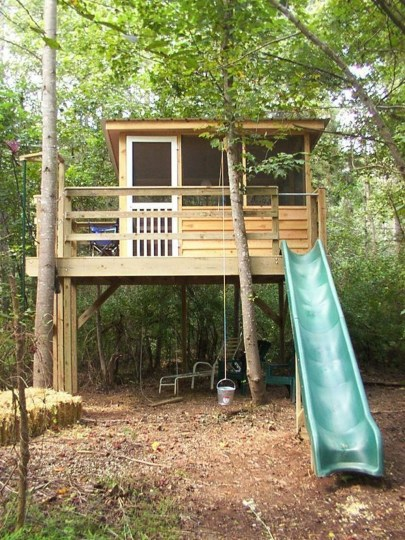 Awesome Treehouse Masters Design Ideas Will Make Dream 46
