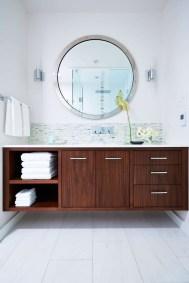 Cozy Wooden Bathroom Designs Ideas 19