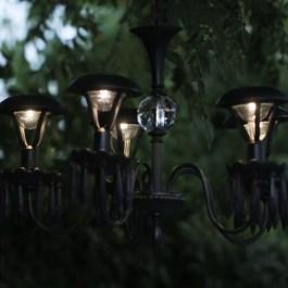 Creative Diy Chandelier Lamp Lighting 13