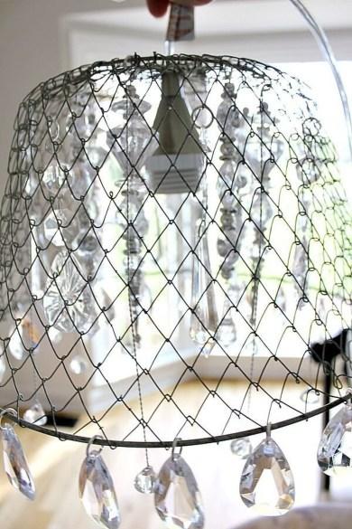 Creative Diy Chandelier Lamp Lighting 14