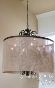 Creative Diy Chandelier Lamp Lighting 18