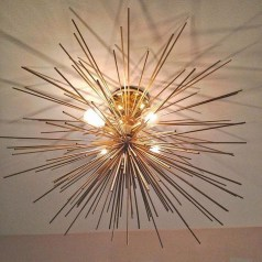 Creative Diy Chandelier Lamp Lighting 27