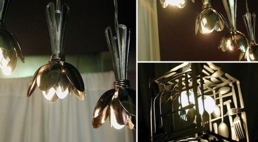 Creative Diy Chandelier Lamp Lighting 44