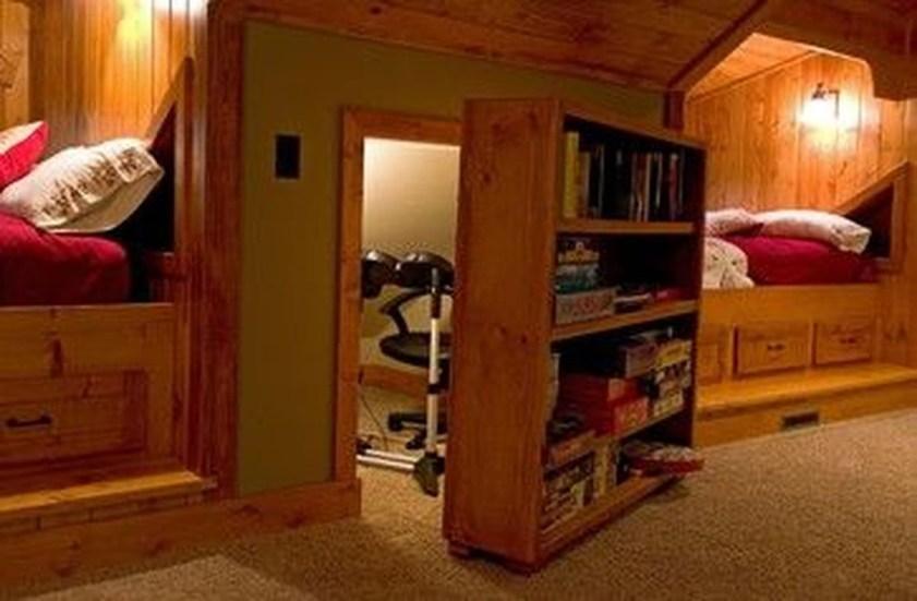 Creative Hidden Shelf Storage 01