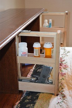 Creative Hidden Shelf Storage 09