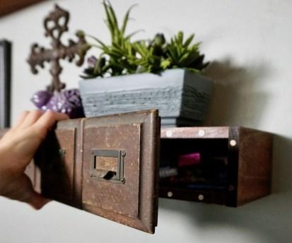 Creative Hidden Shelf Storage 11
