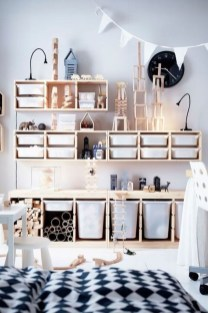Creative Hidden Shelf Storage 26
