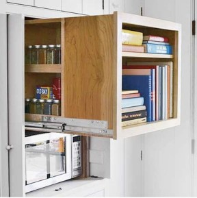 Creative Hidden Shelf Storage 32