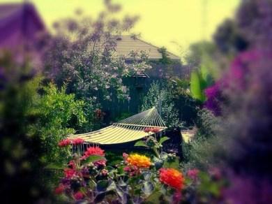 Fantastic Rustic Garden Light Landscaping Ideas 03
