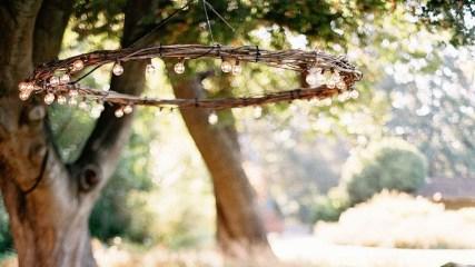 Fantastic Rustic Garden Light Landscaping Ideas 10