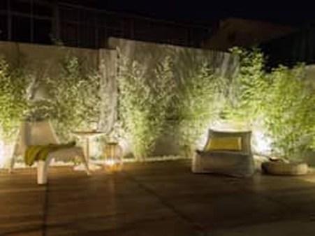 Fantastic Rustic Garden Light Landscaping Ideas 11
