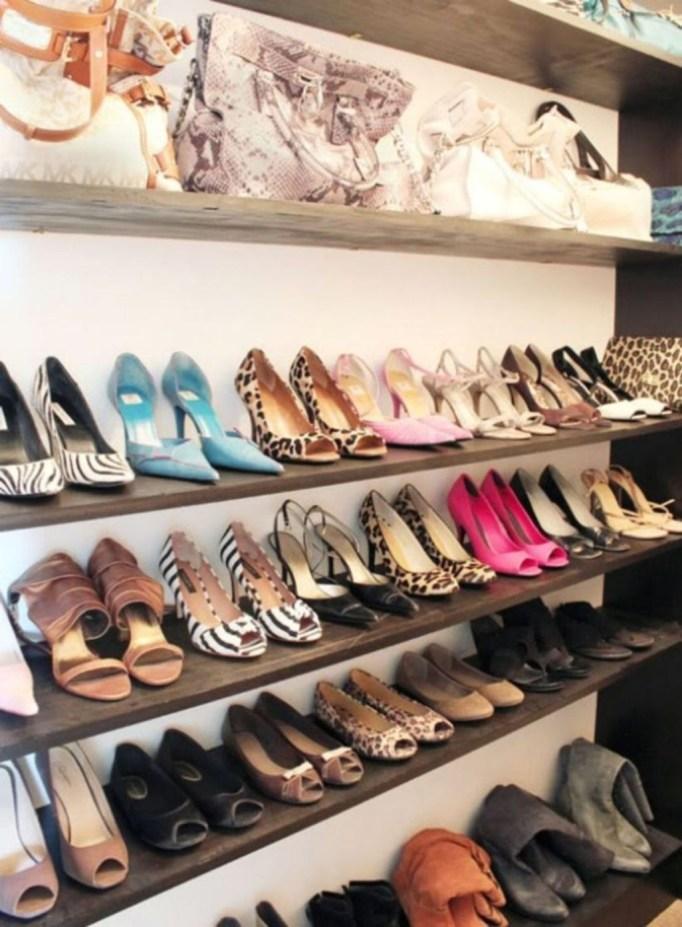 Inspiring Ideas Organize Shoes Home 01