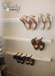 Inspiring Ideas Organize Shoes Home 18
