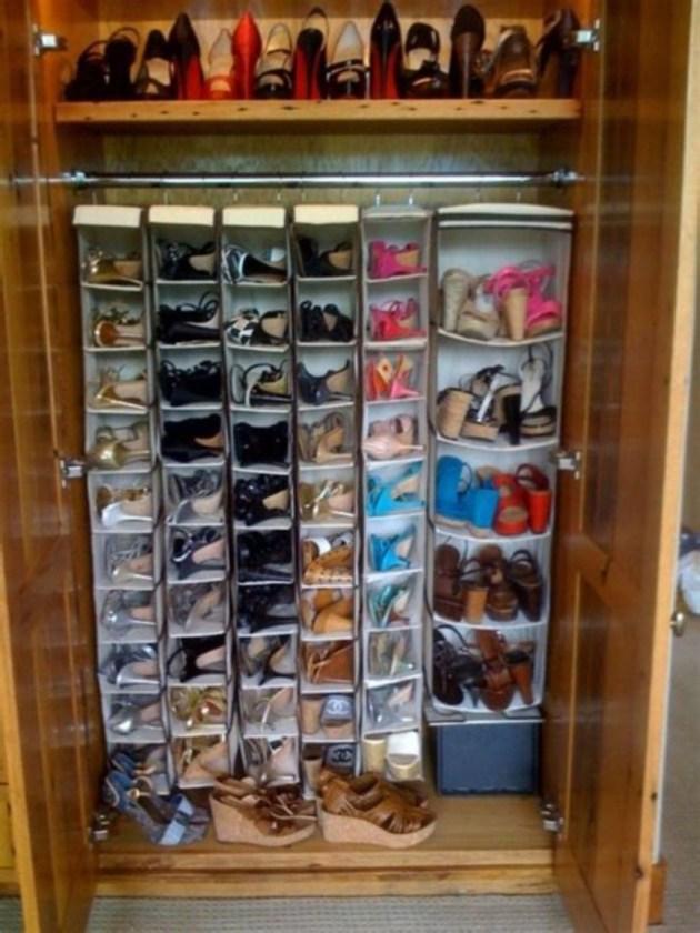 Inspiring Ideas Organize Shoes Home 23