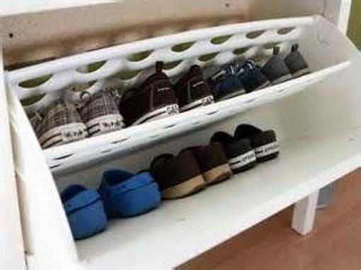 Inspiring Ideas Organize Shoes Home 29
