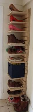 Inspiring Ideas Organize Shoes Home 31
