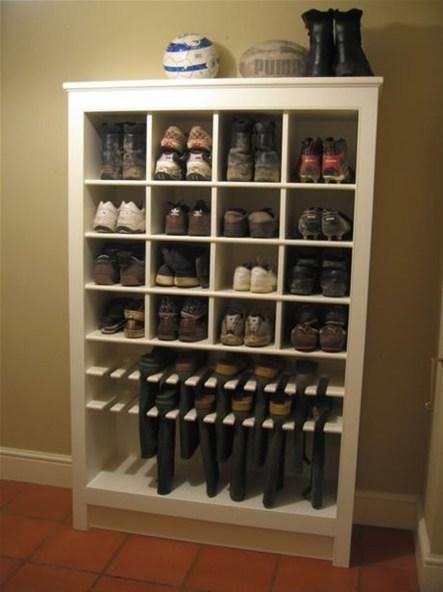 Inspiring Ideas Organize Shoes Home 37