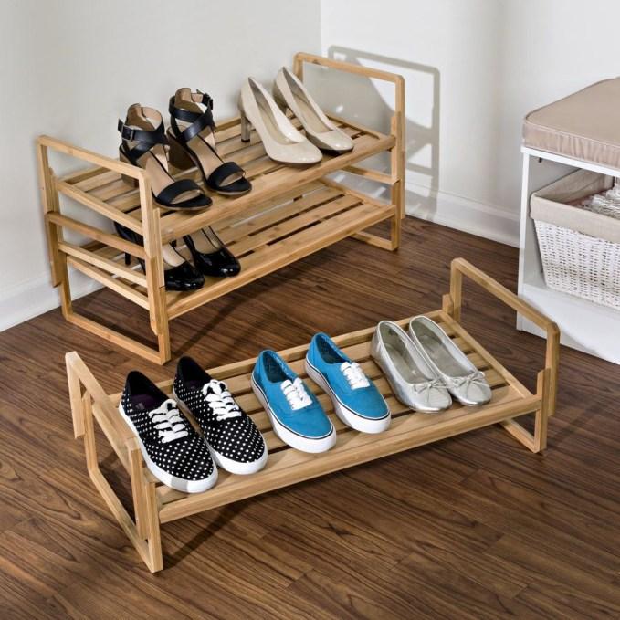 Inspiring Ideas Organize Shoes Home 44