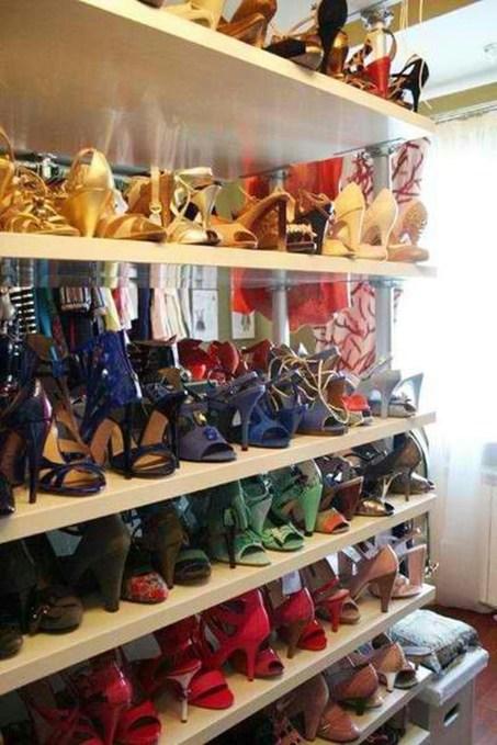 Inspiring Ideas Organize Shoes Home 45