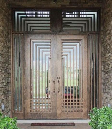 Inspiring Modern Home Gates Design Ideas 08