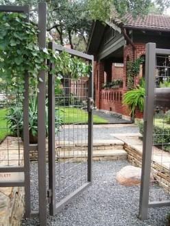 Inspiring Modern Home Gates Design Ideas 23