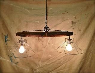 Inspiring Rustic Hanging Bulb Lighting Decor Ideas 22