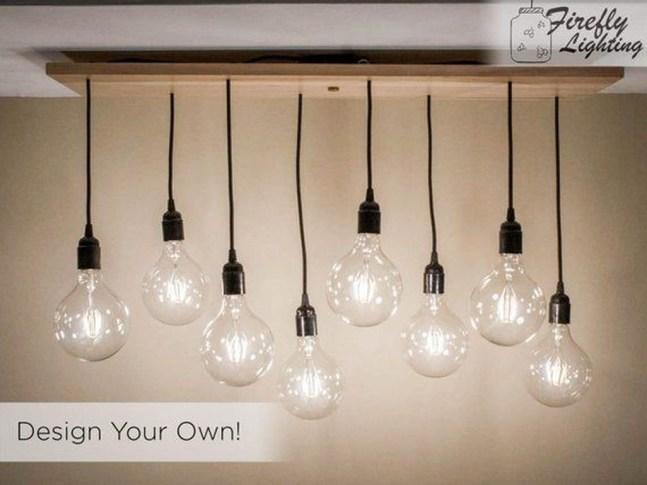 Inspiring Rustic Hanging Bulb Lighting Decor Ideas 37