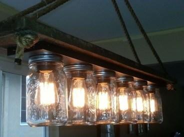 Inspiring Rustic Hanging Bulb Lighting Decor Ideas 41