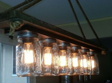 Inspiring Rustic Hanging Bulb Lighting Decor Ideas 41