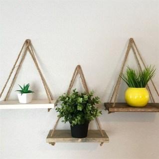 Inspiring Rustic Wooden Decor Ideas 19