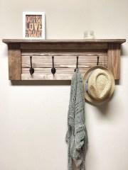 Inspiring Rustic Wooden Decor Ideas 38