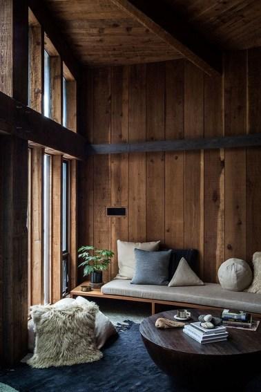 Inspiring Rustic Wooden Decor Ideas 42