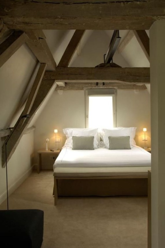 Lovely Traditional Attic Ideas 10