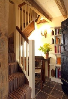 Lovely Traditional Attic Ideas 26