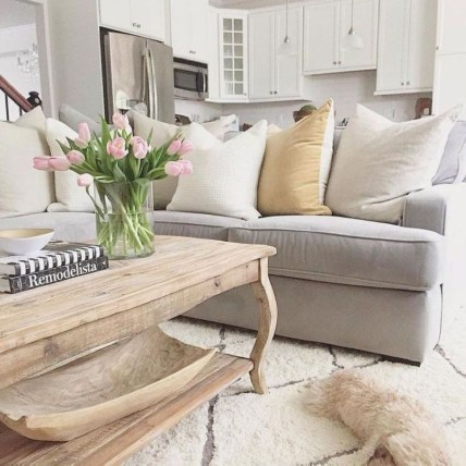 Lovely And Cozy Livingroom Ideas 27