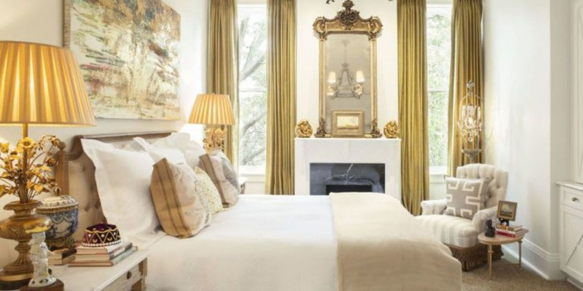 Modern Bedroom Curtain Designs Ideas 15