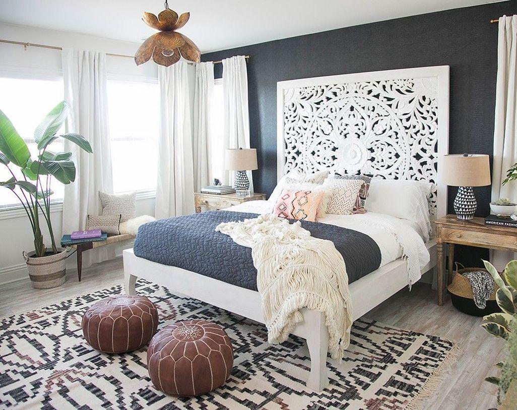 Modern Bedroom Curtain Designs Ideas 40