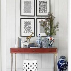 Modern Ginger Jars Living Room Decorations 12