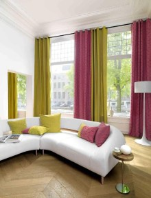Modern Home Curtain Design Ideas 19