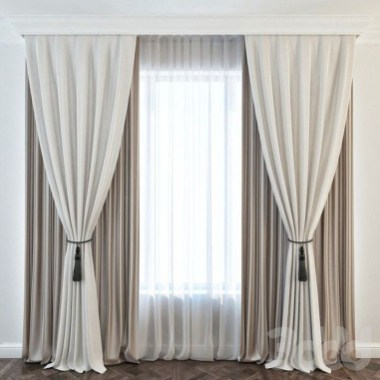 Modern Home Curtain Design Ideas 36