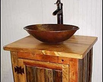 Rustic Country Bathroom Shelves Ideas Must Try 01