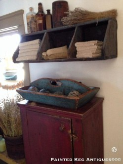 Rustic Country Bathroom Shelves Ideas Must Try 30