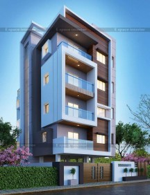 Amazing Apartment Building Facade Architecture Design03
